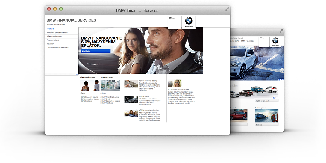 Inextyn : Work : BMW Financial Services